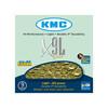 KMC X-9 SL - Chaîne - Or